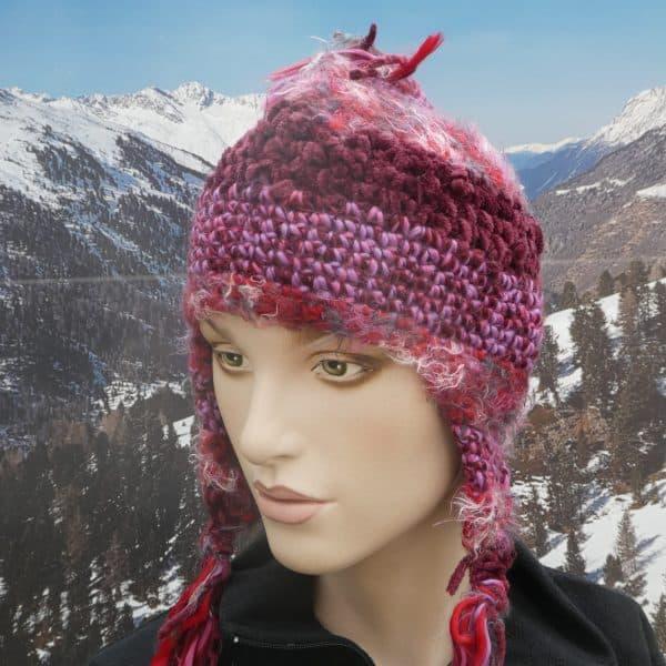 Hat eloise pink