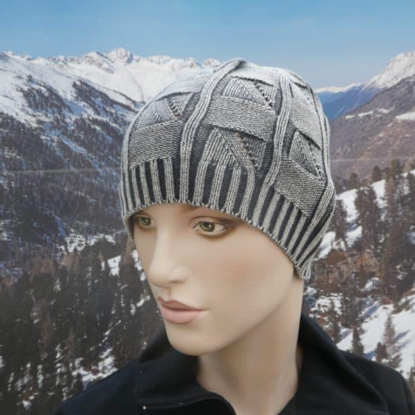 Hat granite grey