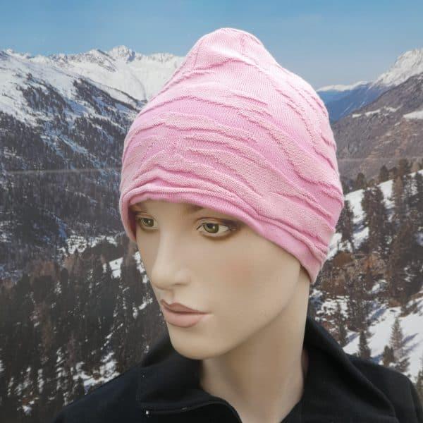 Hat wave pink