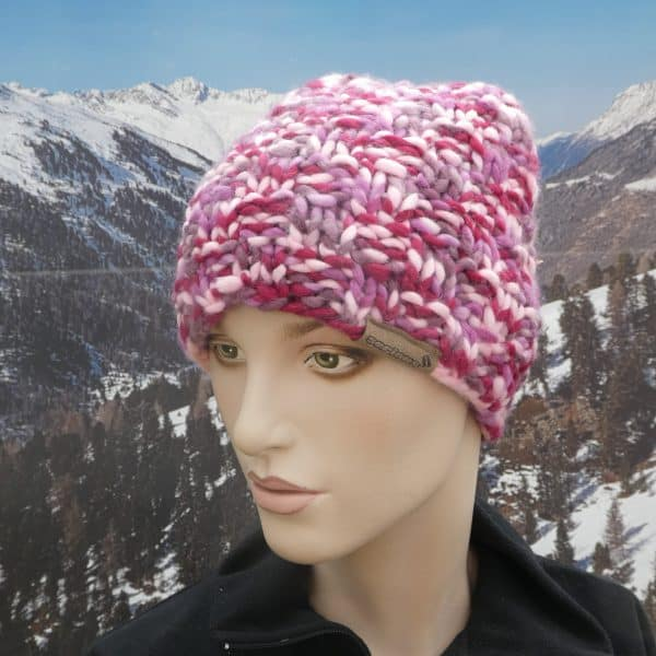 Hat pluton pink