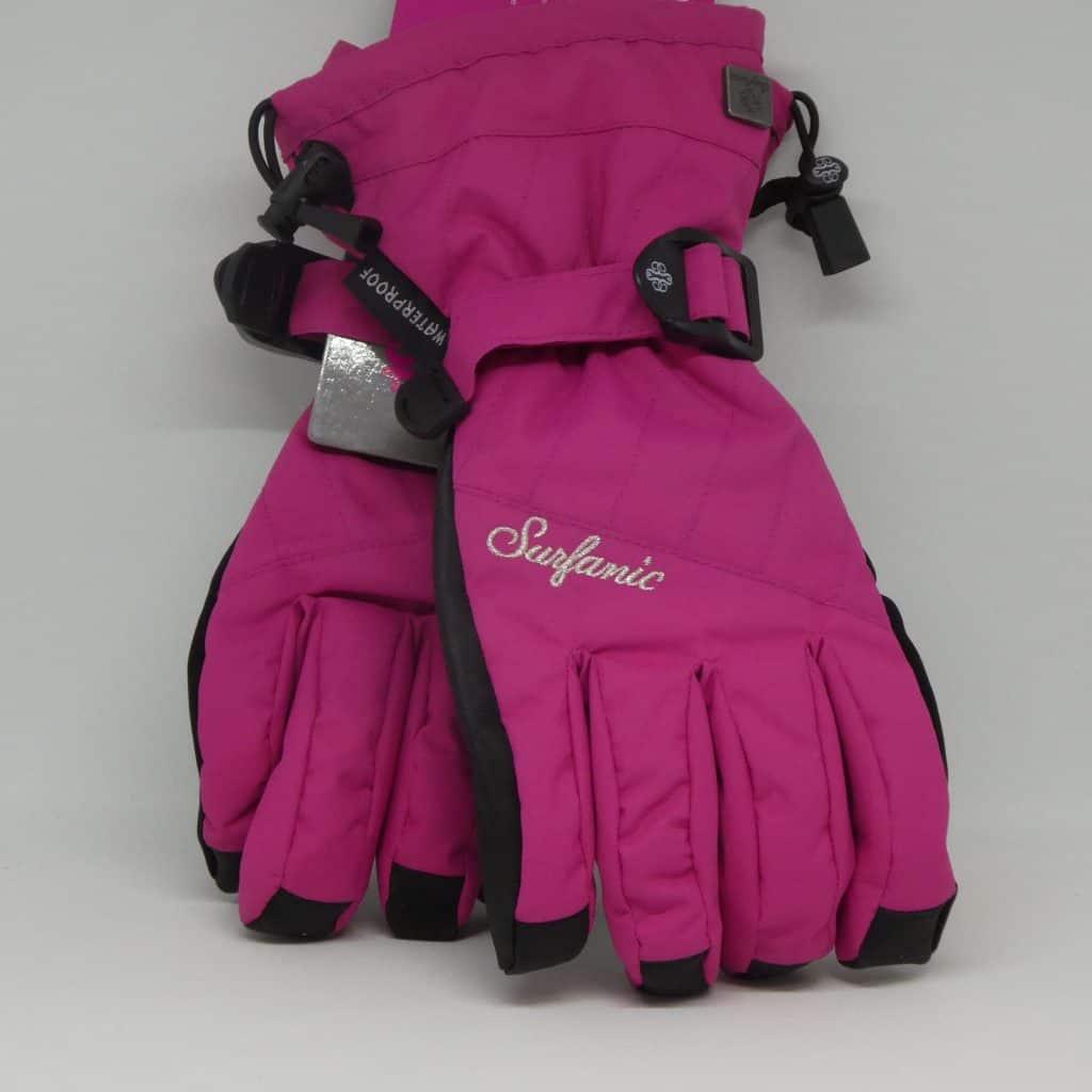 glove surfanic feeler pink rose