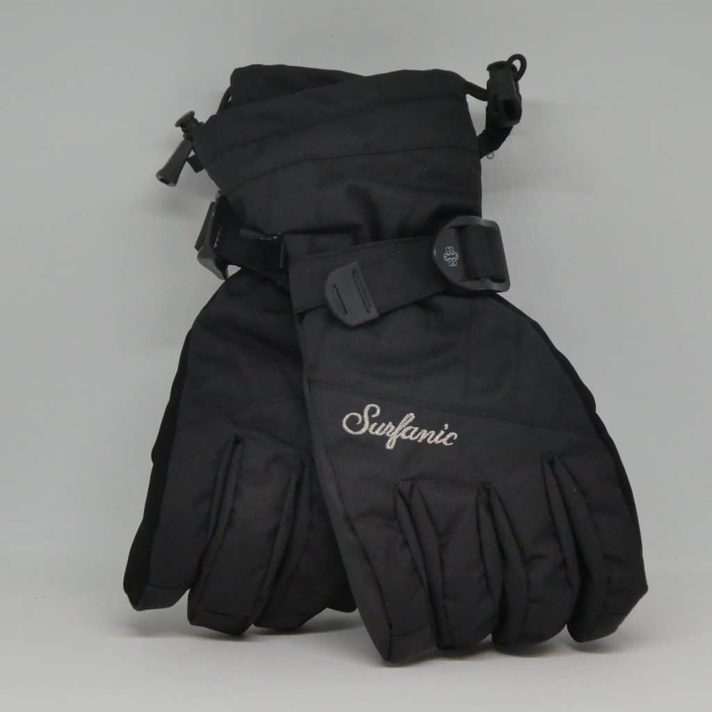 glove surfanic feeler black