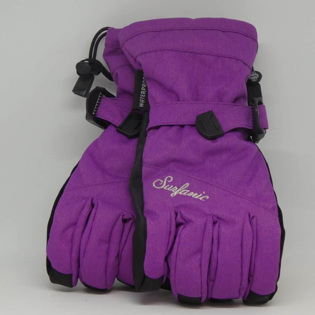 glove surfanic feeler purple
