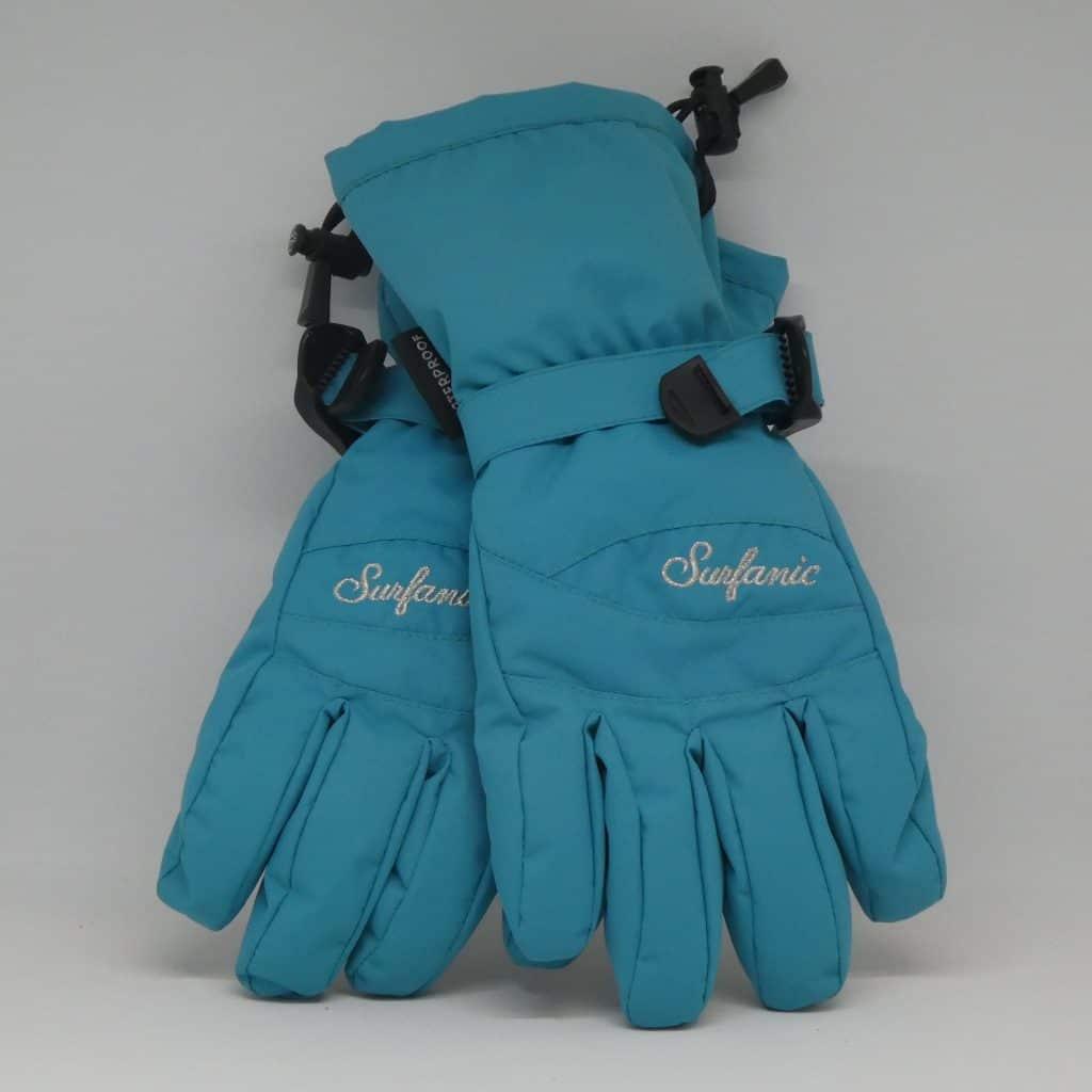glove surfanic core turquoise