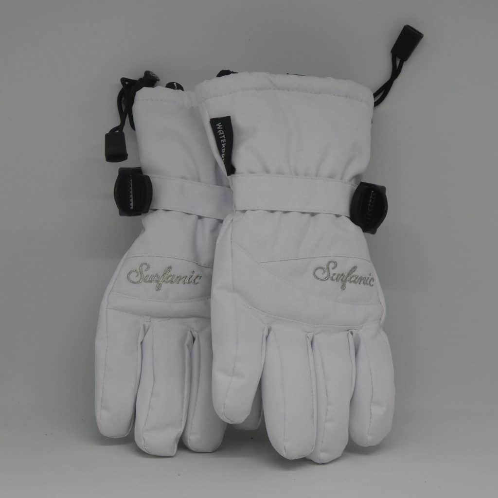glove surfanic core white