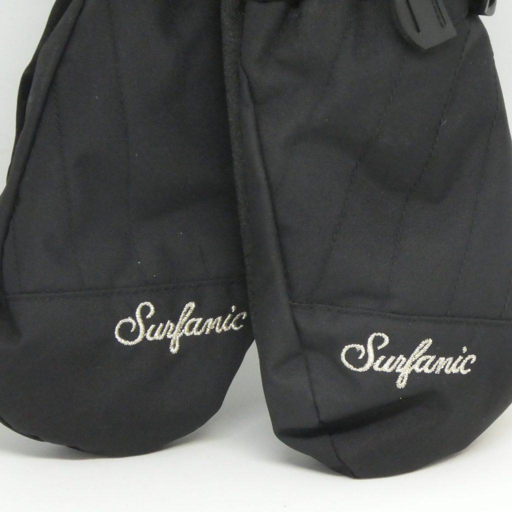 surfanic mitt snug black