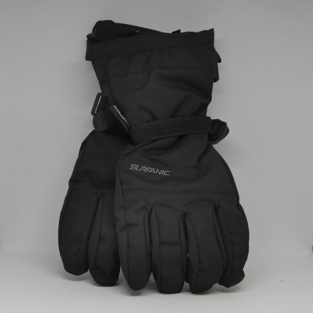 surfanic glove core black