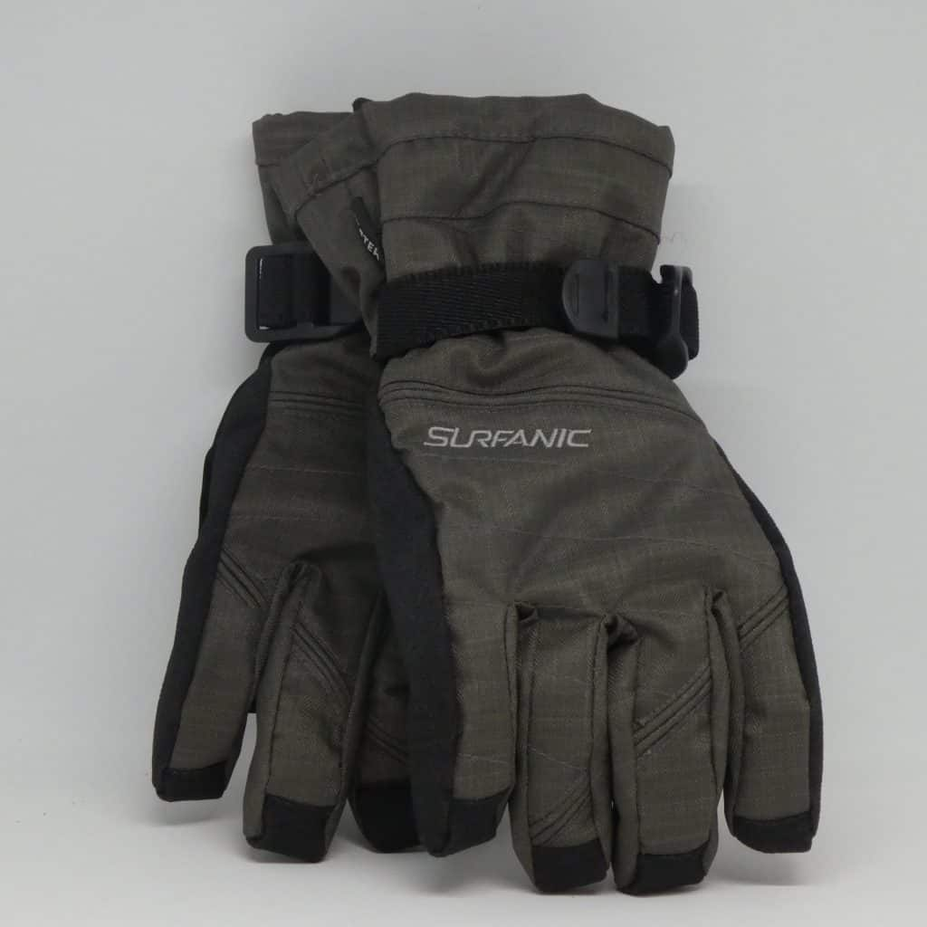surfanic glove snapper flint herringbone