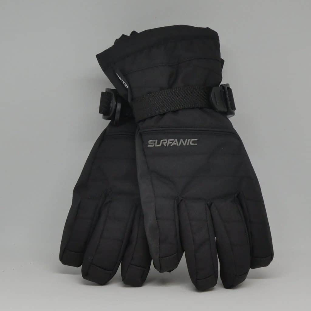 surfanic glove snapper black