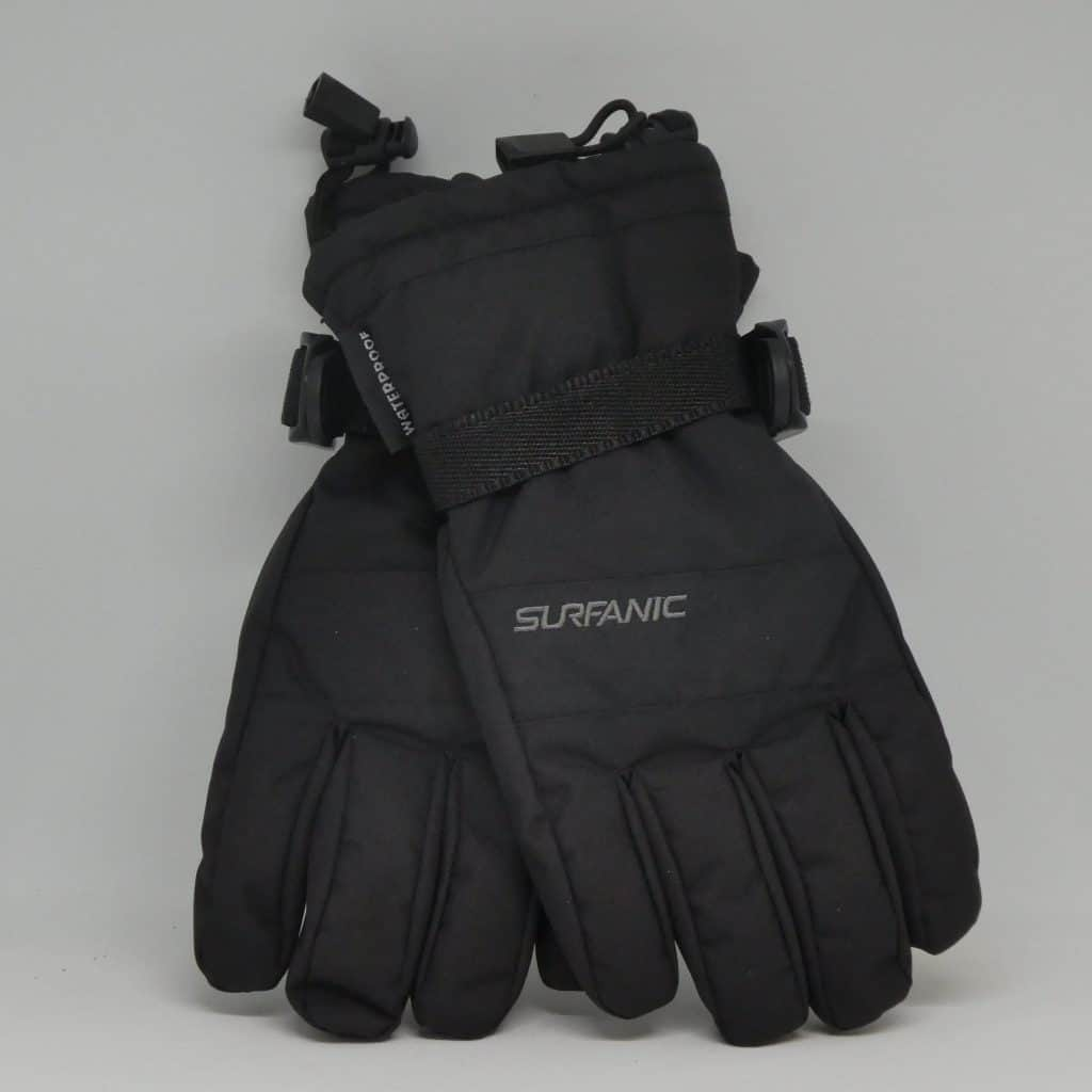 surfanic glove core black
