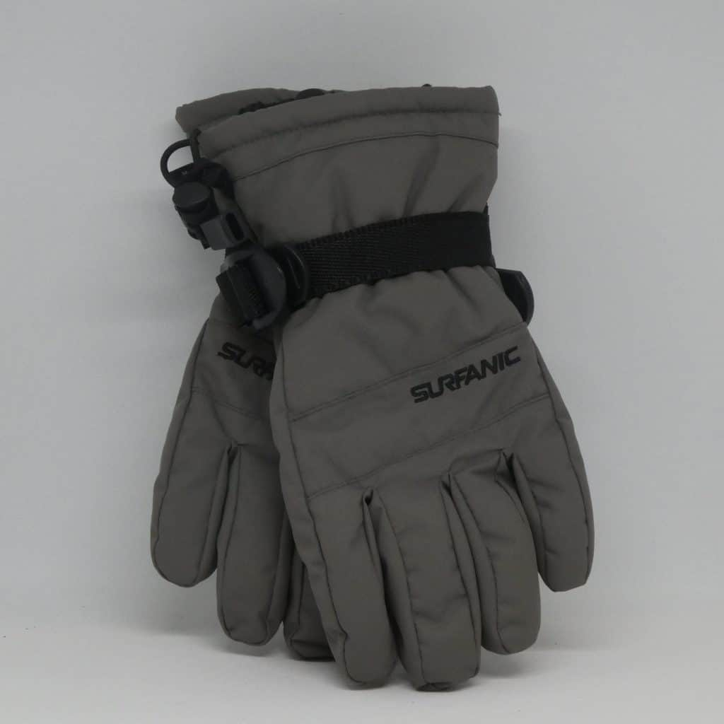 surfanic glove snapper grey
