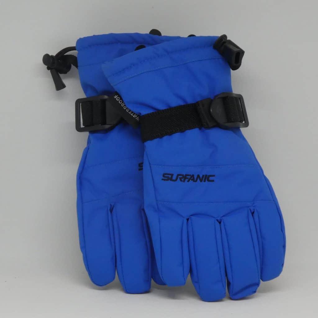 surfanic glove core blue