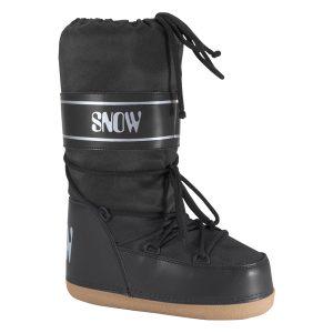 retro style snow ski boot manbi apres ski
