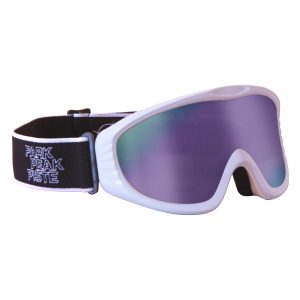 vulcan goggle ski snow mirror lens double lens manbi