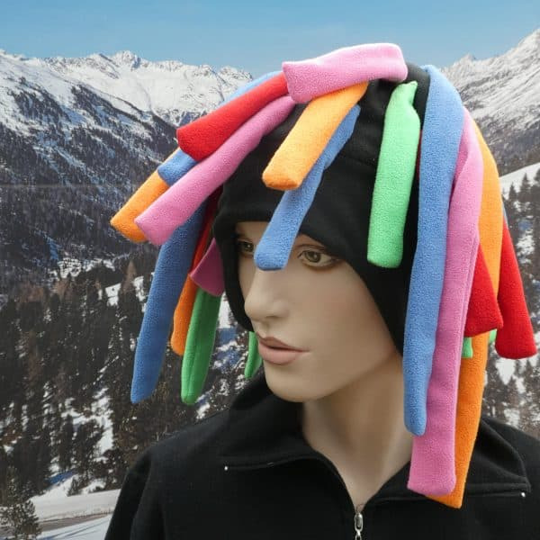 Hat colour ribbons