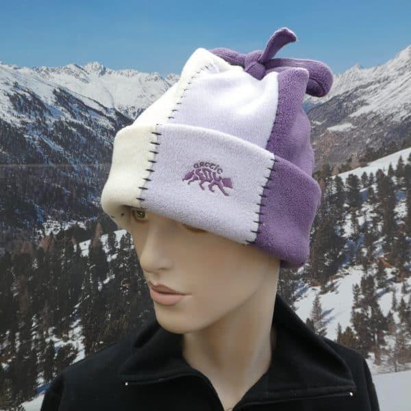 Hat lilac tones