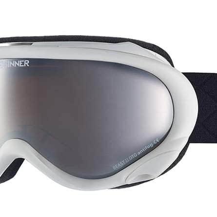 Goggle beast white otg
