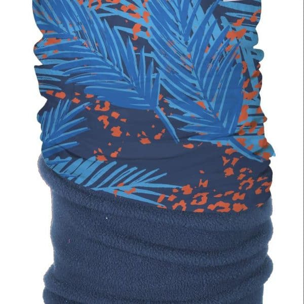 fern blue orange
