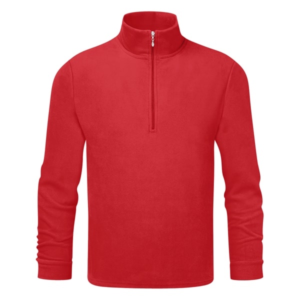 fleece red