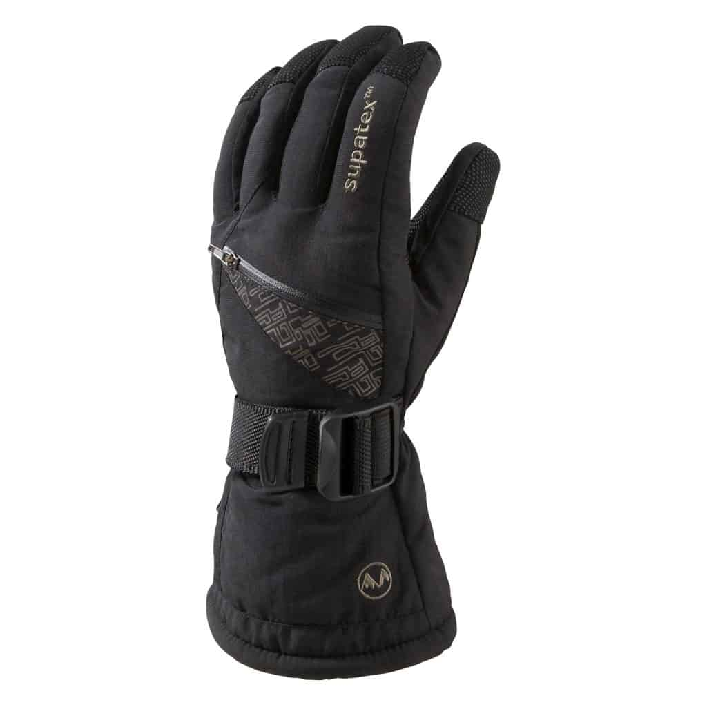 glove motion black