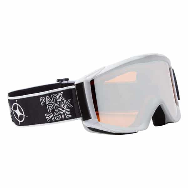 goggle apollo otg white