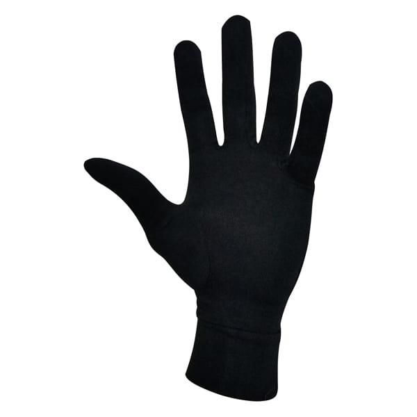 lining glove steiner black