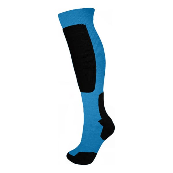 sock hi blk blue