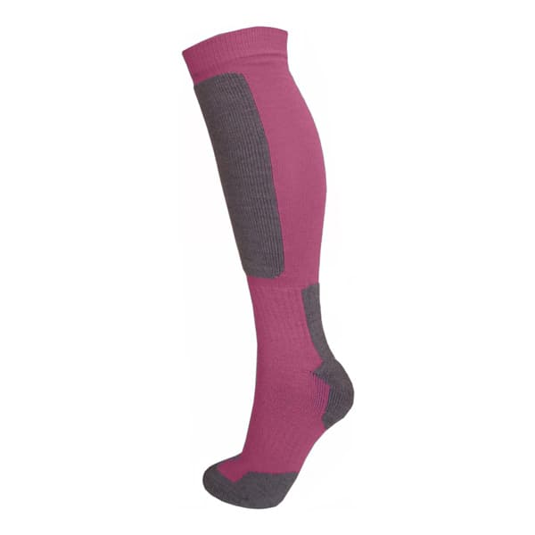 sock hi pink grey