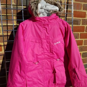 Giggle Parka junior female ski jacket