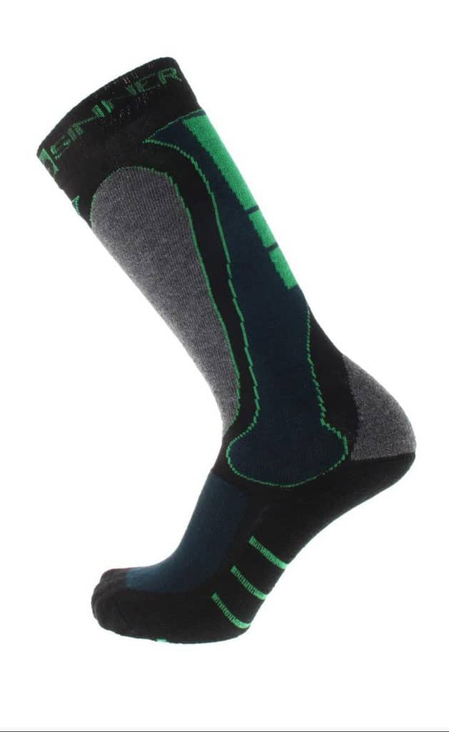 sinner sock green