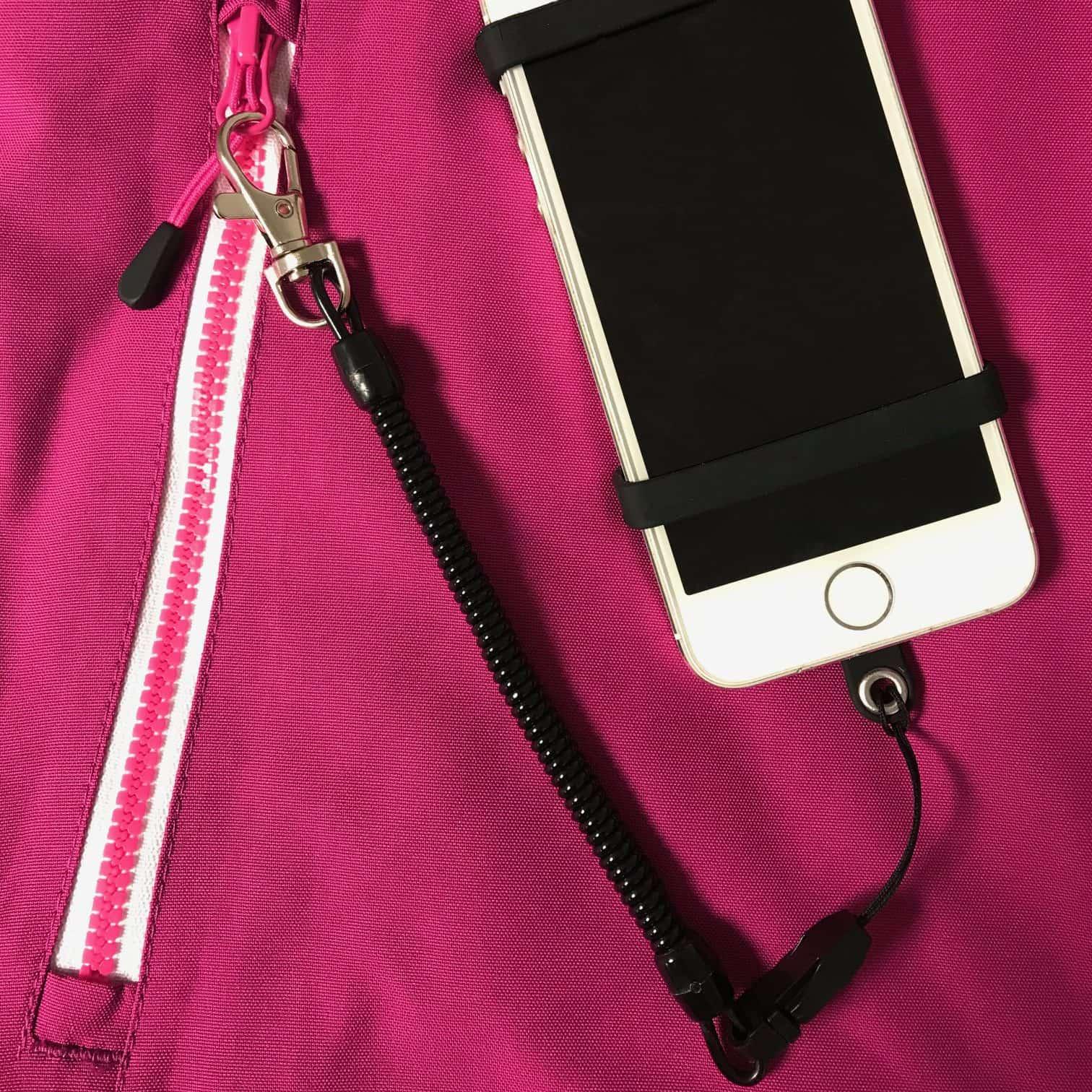 Phone Ninja Pocket Zip 1