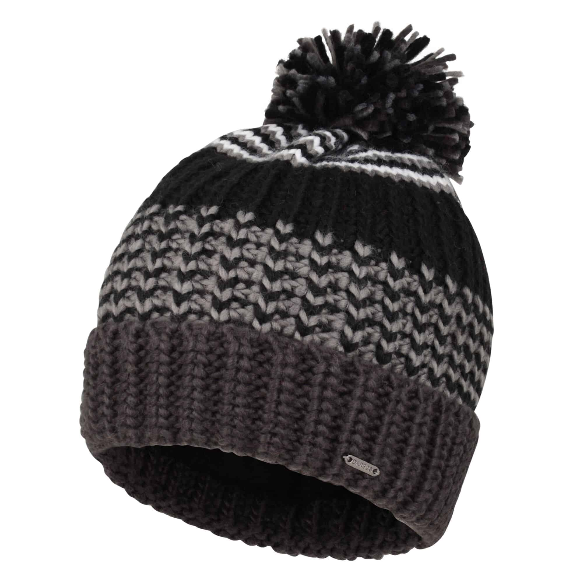 Havoc Beanie Black Ebony DMC341_06N – Copy