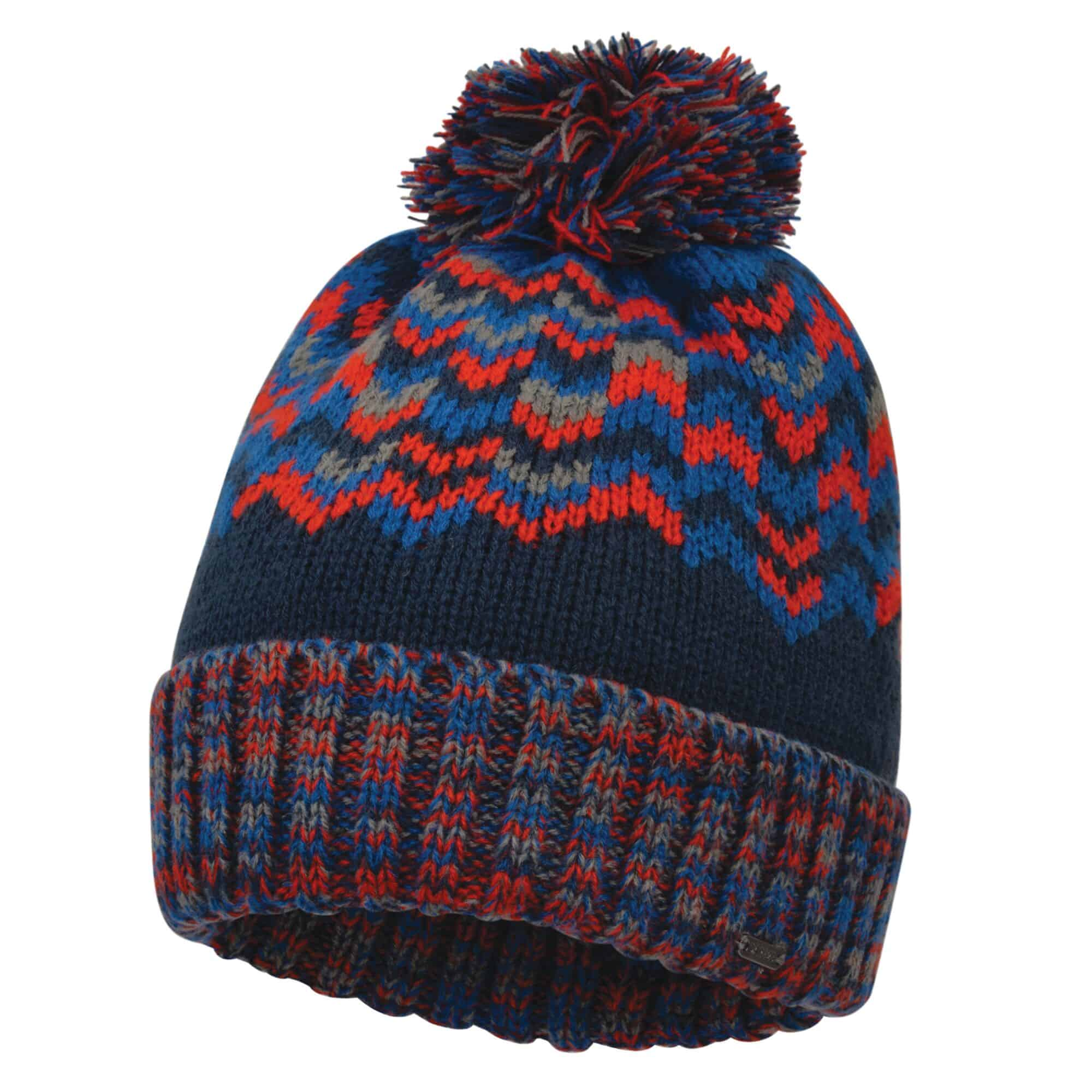 Headstrong Beanie Admiral Blue Red DMC337_AA0 – Copy