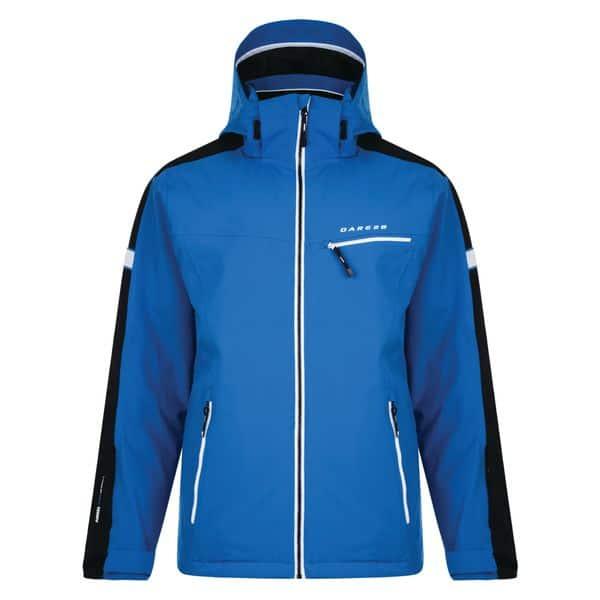 enthuse jacket blue