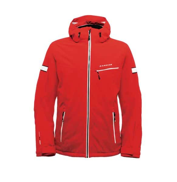enthuse jacket red