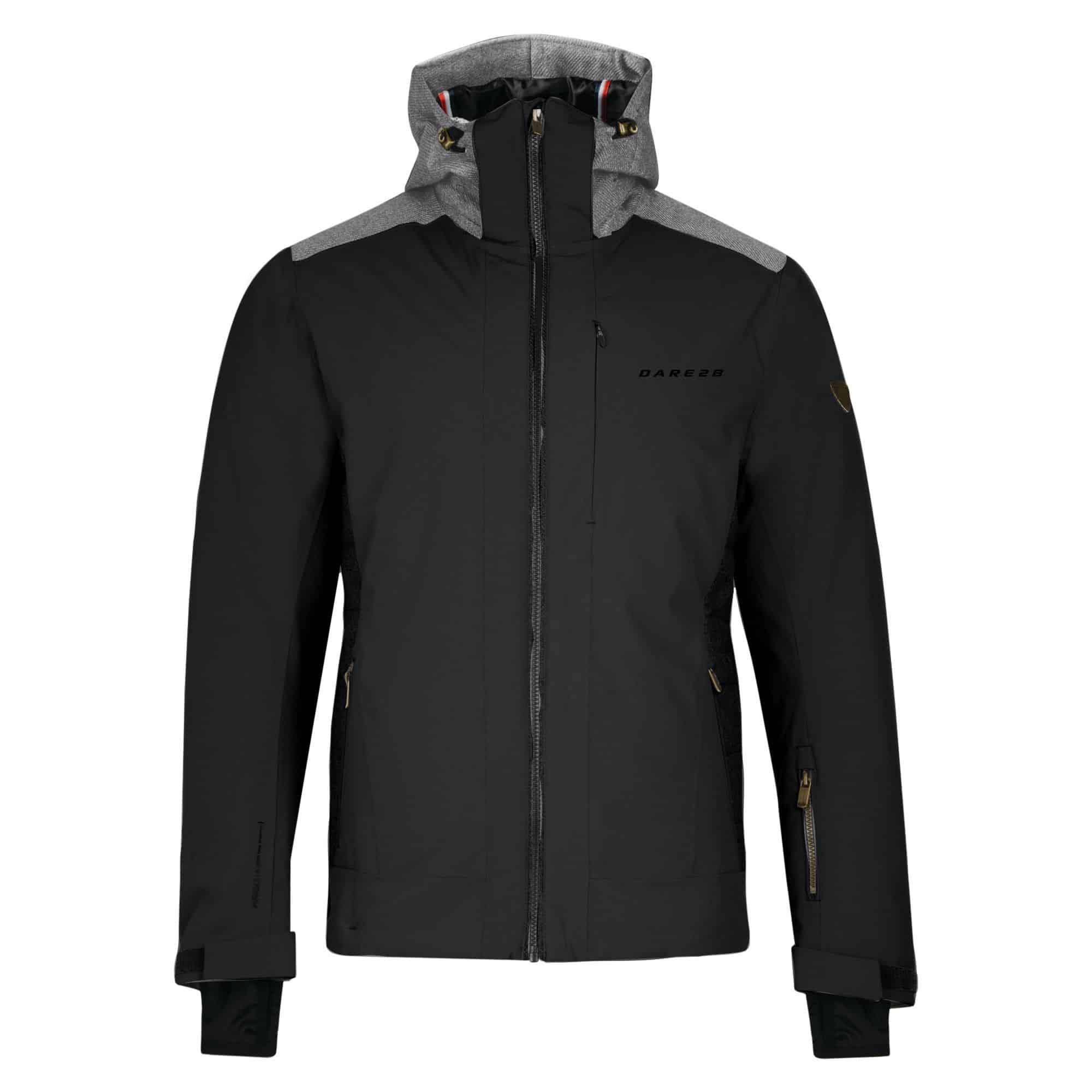 rendition 1718 jacket black front