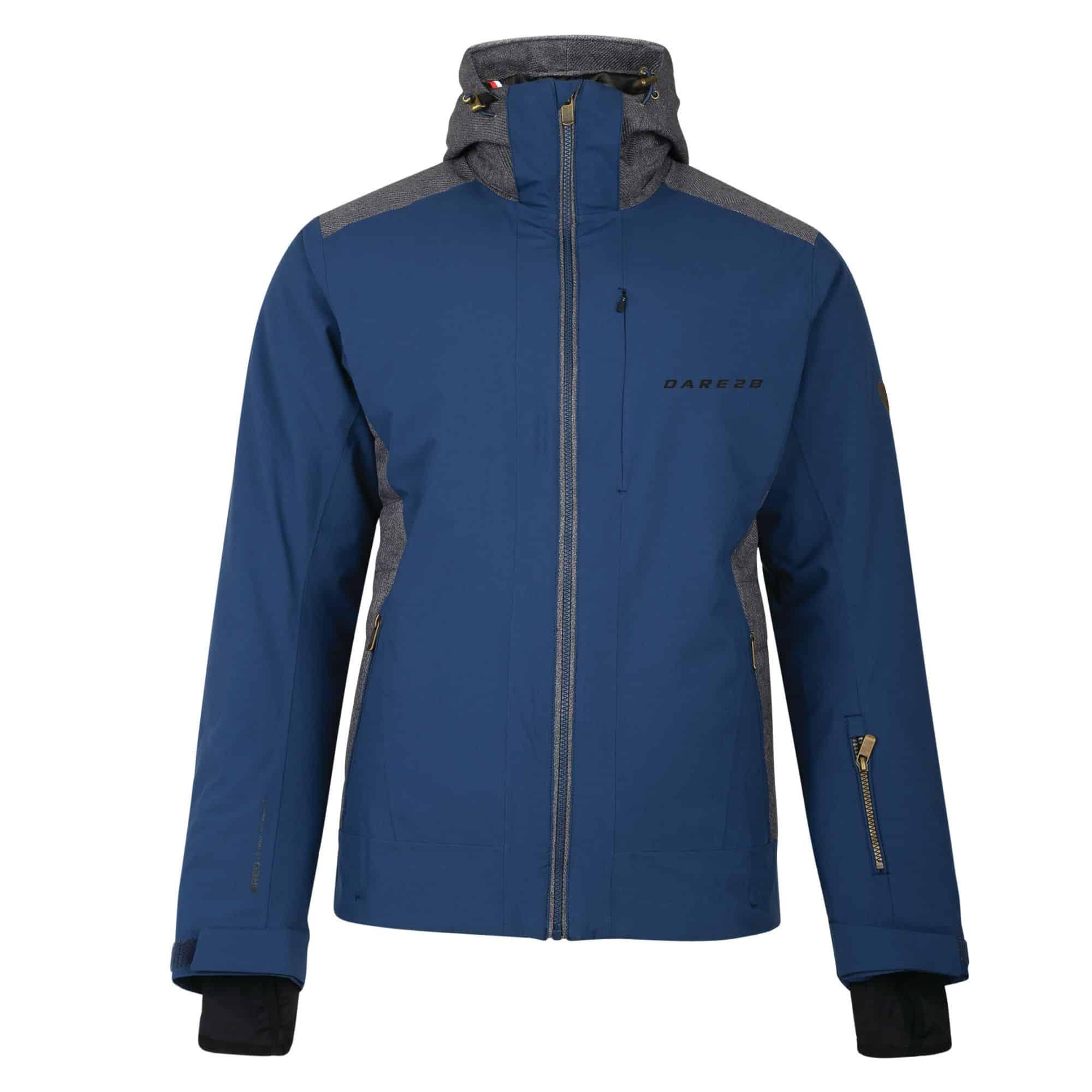 rendition 1718 jacket blue front