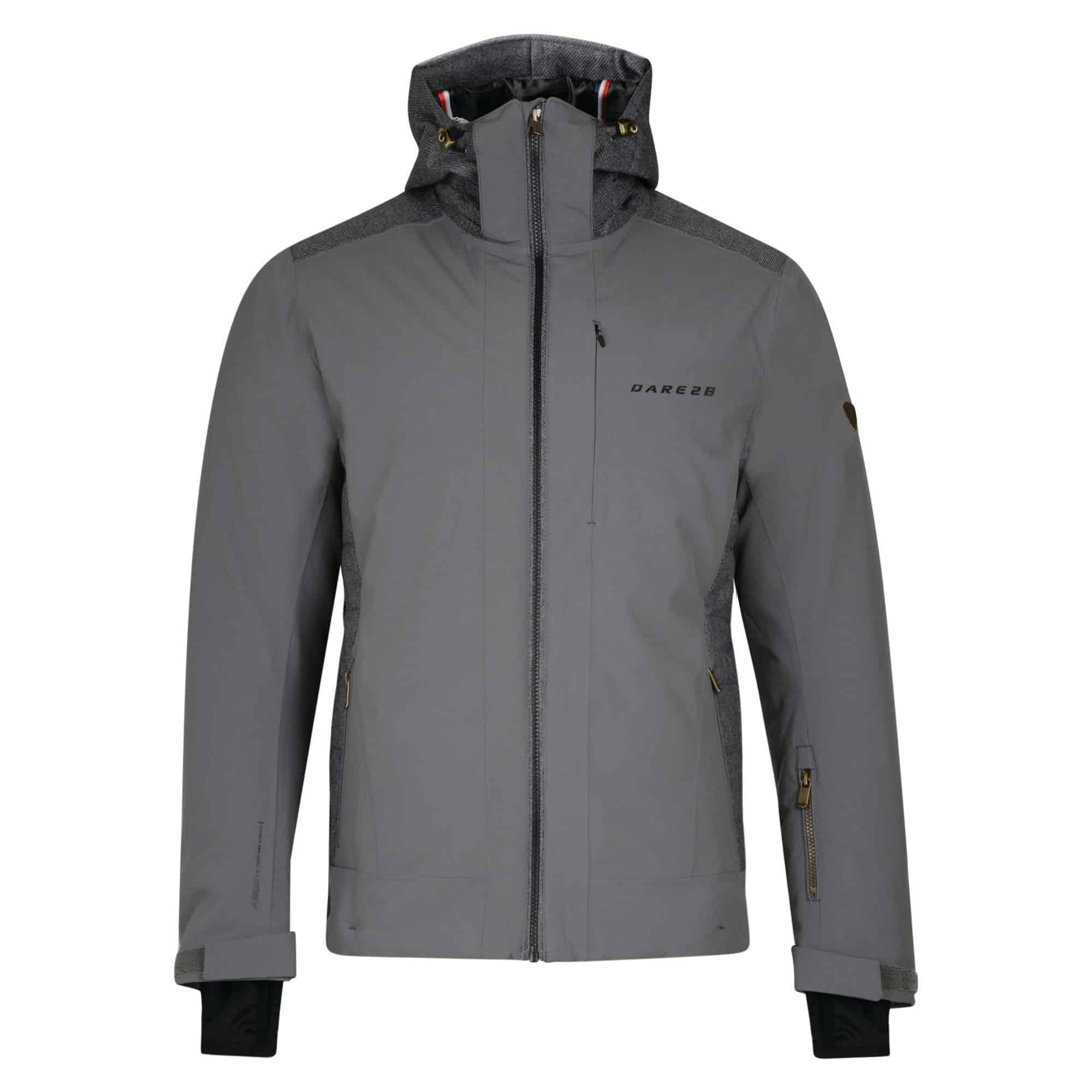 rendition 1718 jacket grey front