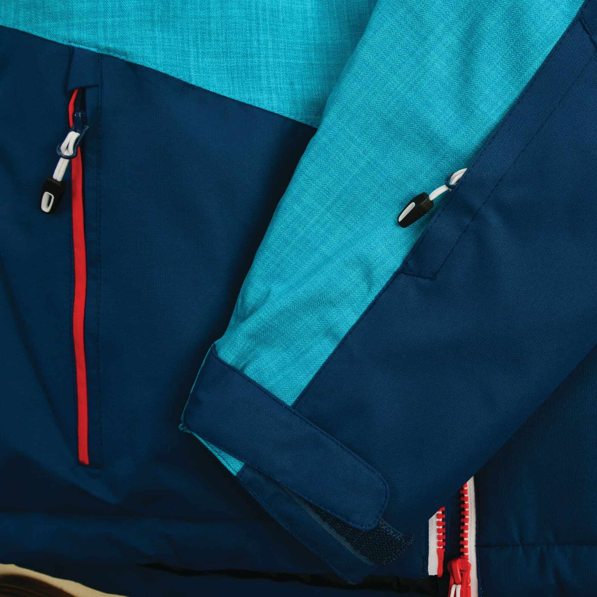 beckoned ii blue sleeve