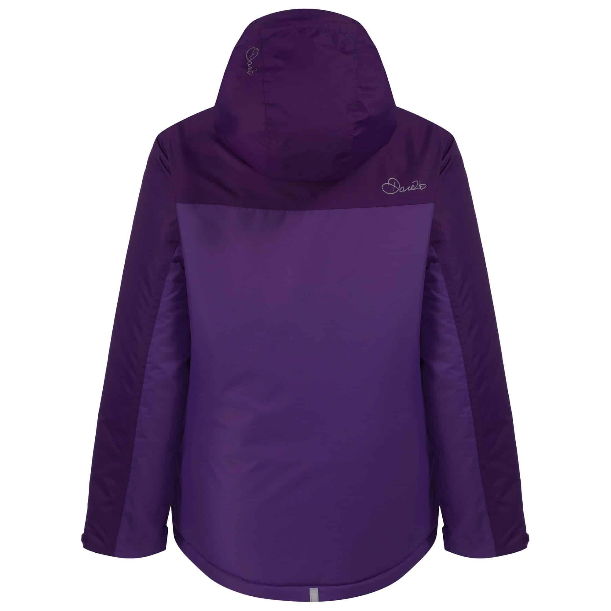 declared purple rear