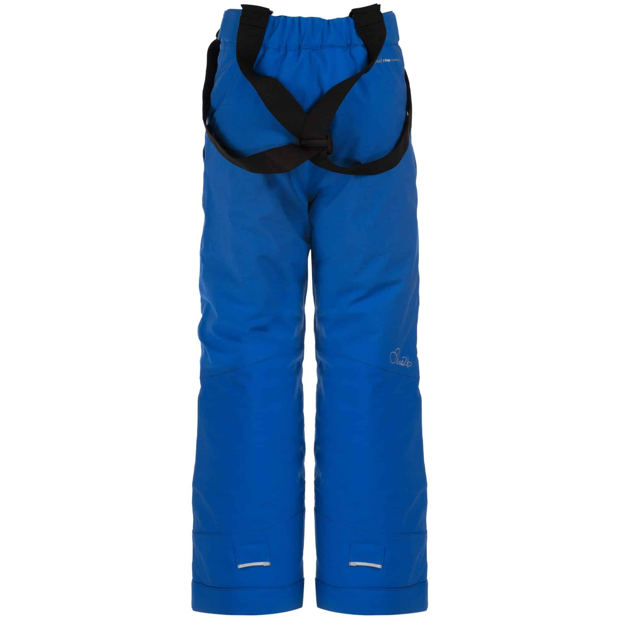 take on oxford blue braces rear